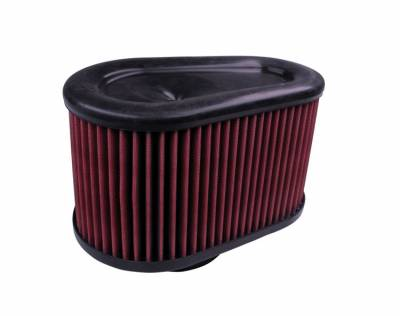 Air Intakes And Parts - Replacement Filters - S&B Filters - S&B Filters Replacement Filter for S&B Cold Air Intake Kit (Cleanable, 8-ply Cotton) KF-1039