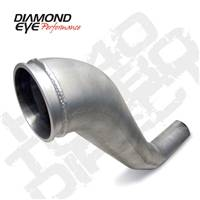 "Exhaust Systems And Components - Exhaust Systems - Diamond Eye - Diamond Eye 4"" HX40 Downpipe"