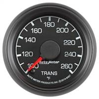 Gauges - Universal Gauges - Auto Meter - Autometer Factory Match Transmission Temperature 260 deg F