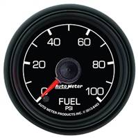 Gauges - Universal Gauges - Auto Meter - Autometer Factory Match Fuel Pressure Gauge 100psi
