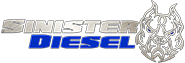 Sinister Diesel - Sinister Diesel EGR Solution Kit for 2007.5-2009 6.7L Cummins SD-EGRD-6.7C-07