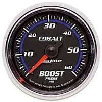 Gauges And Pods - Gauges - Auto Meter - Autometer Cobalt 60psi Boost
