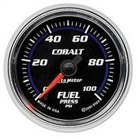 Gauges And Pods - Gauges - Auto Meter - Autometer Cobalt 100psi Fuel Pressure