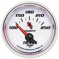 Gauges And Pods - Gauges - Auto Meter - Autometer C2 Transmission Temperature 250 deg F