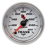 Gauges And Pods - Gauges - Auto Meter - Autometer C2 Transmission Temperature 260 deg F