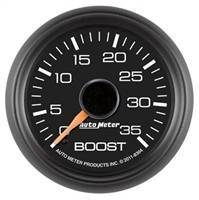Gauges - Universal Gauges - Auto Meter - Autometer Factory Match Boost Gauge 35psi