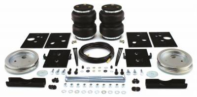 Steering And Suspension - Helper Springs And Load Control - Air Lift - Air Lift LOADLIFTER 5000; LEAF SPRING LEVELING KIT; REAR; NO DRILL; INSTALLATION TIME-2 H 57289
