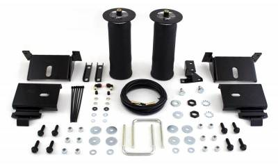 Steering And Suspension - Helper Springs And Load Control - Air Lift - Air Lift RIDE CONTROL KIT; FRONT; INSTALLATION TIME-2 HOURS OR LESS; 59511