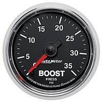 Gauges And Pods - Gauges - Auto Meter - Autometer GS Series Boost Gauge