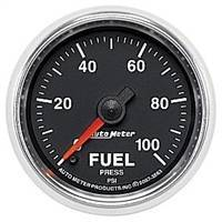 Gauges And Pods - Gauges - Auto Meter - Autometer GS Series Fuel Pressure