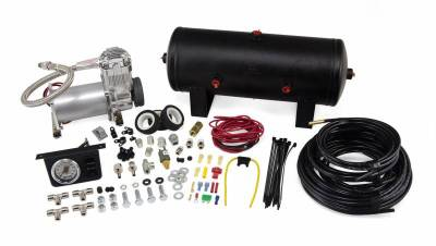 Steering And Suspension - Helper Springs And Load Control - Air Lift - Air Lift ON BOARD AIR COMPRESSOR KIT 25690