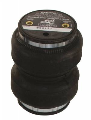 Air Lift - Air Lift REPLACEMENT BELLOWS; FOR PN[57211/57338]; 50297 - Image 2