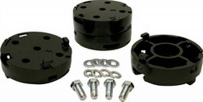 Steering And Suspension - Air Lift - Air Lift LOCK-N-LIFT; AIR SPRING SPACER; 2 IN. LIFT; INCL. HARDWARE; NO DRILL; INSTALLATI 52130