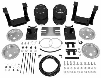 Air Lift - Air Lift LOADLIFTER 5000; LEAF SPRING LEVELING KIT; REAR; FOR COMMERCIAL CHASSIS ONLY; NO 57286 - Image 4
