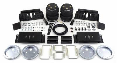 Air Lift - Air Lift LOADLIFTER 5000; LEAF SPRING LEVELING KIT; REAR; FOR USE WITH REESE 5TH WHEEL HI 57298 - Image 2