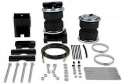 Steering And Suspension - Helper Springs And Load Control - Air Lift - Air Lift LOADLIFTER 5000; LEAF SPRING LEVELING KIT; REAR; NO DRILL; INSTALLATION TIME-1 H 57347