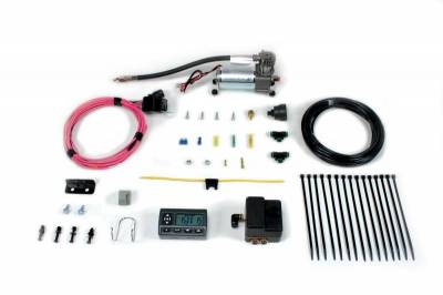 Steering And Suspension - Helper Springs And Load Control - Air Lift - Air Lift WIRELESSAIR; LEVELING COMPRESSOR CONTROL SYSTEM; INCL COMPRESSOR/MANIFOLD/CONTRO 72000