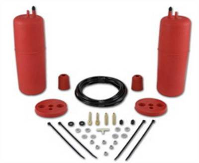 Steering And Suspension - Helper Springs And Load Control - Air Lift - Air Lift AIR LIFT 1000; COIL SPRING; FRONT; NO DRILL; INSTALLATION TIME-2 HOURS OR LESS; 80531