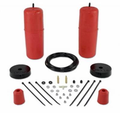 Steering And Suspension - Helper Springs And Load Control - Air Lift - Air Lift AIR LIFT 1000; COIL SPRING; FRONT; NO DRILL; INSTALLATION TIME-1 HOUR OR LESS; 80537