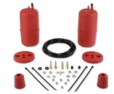 Steering And Suspension - Helper Springs And Load Control - Air Lift - Air Lift AIR LIFT 1000; COIL SPRING; FRONT; NO DRILL; INSTALLATION TIME-2 HOURS OR LESS; 80590