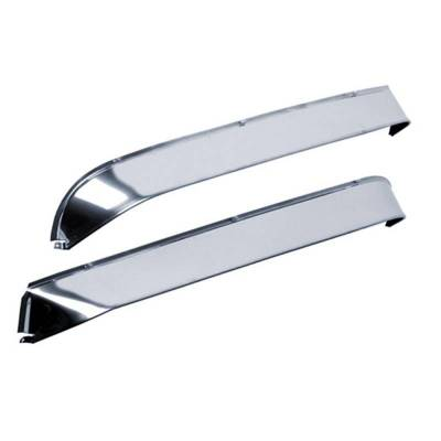 Auto Ventshade (AVS) - Auto Ventshade (AVS) AVS - VENTSHADE - 2PC STAINLESS 12688 - Image 4