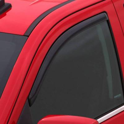 Exterior Accessories - Window Deflectors/Bug Shields - Auto Ventshade (AVS) - Auto Ventshade (AVS) AVS - IN-CHANNEL VENTVISOR 2PC 192352