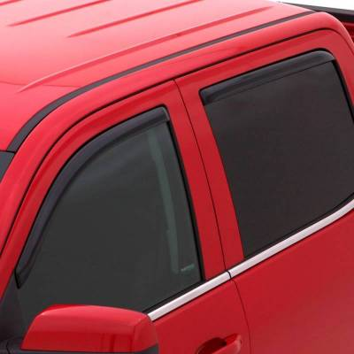 Exterior Accessories - Window Deflectors/Bug Shields - Auto Ventshade (AVS) - Auto Ventshade (AVS) AVS - IN-CHANNEL VENTVISOR 4PC 194536