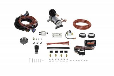 Steering And Suspension - Helper Springs And Load Control - Firestone Ride-Rite - Firestone Ride-Rite Elec Air Cmd-D 2545
