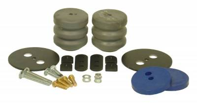 Steering And Suspension - Helper Springs And Load Control - Firestone Ride-Rite - Firestone Ride-Rite Ram 2500/3500 Front 4WD (94-12) 8621
