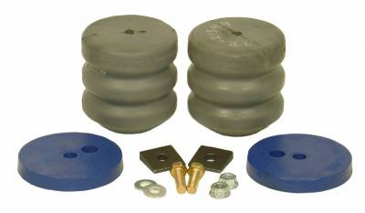 Steering And Suspension - Helper Springs And Load Control - Firestone Ride-Rite - Firestone Ride-Rite GMC2500/C3500 FRONT (00-09) 8629