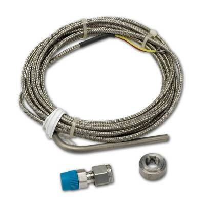 Gauges And Pods - Gauge Accessories - Auto Meter - Auto Meter Thermocouple Kit; Type K; 3/16in. Dia; Open Tip; 10ft; Incl. Stainless Comp./Wel 5244