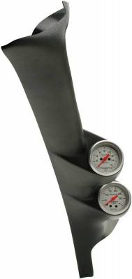 Gauges And Pods - Gauges - Auto Meter - Auto Meter Diesel Gauge Kit; A-Pillar; Ford 99-07; Boost/EGT; 35psi/1600deg. F; Ultra-Lite 7074