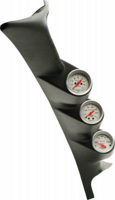 Gauges And Pods - Gauges - Auto Meter - Auto Meter Diesel Gauge Kit; A-Pillar; Ford 99-07; Boost/EGT/Trans; 35psi/1600deg. F/250deg 7075