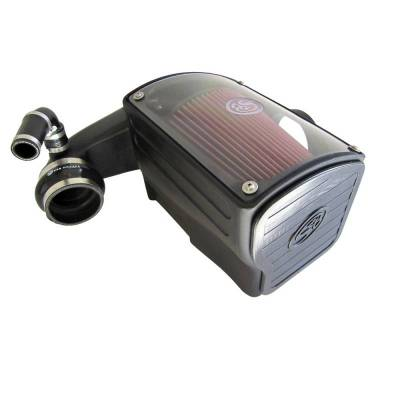 S&B Filters - S&B Filters Cold Air Intake Kit (Cleanable, 8-ply Cotton Filter) 75-5045