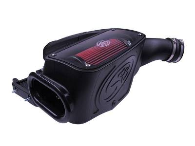 S&B Filters - S&B Filters Cold Air Intake Kit (Cleanable, 8-ply Cotton Filter) 75-5062