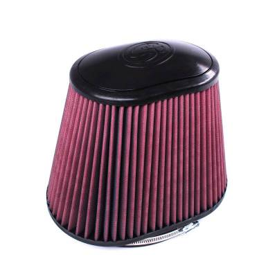 Air Intakes And Parts - Replacement Filters - S&B Filters - S&B Filters Filter for Competitor Intakes Cross Reference: Banks 42158 (Cleanable, 8-ply) CR-42158