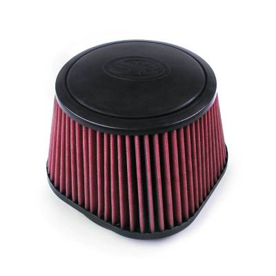 Air Intakes And Parts - Replacement Filters - S&B Filters - S&B Filters Filter for Competitor Intakes Cross Reference: Banks 42178 (Cleanable, 8-ply) CR-42178