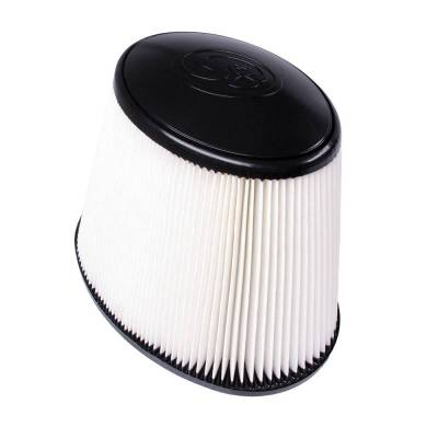 Air Intakes And Parts - Replacement Filters - S&B Filters - S&B Filters Filters for Competitors Intakes Cross Reference: Banks 42188 (Disposable, Dry) CR-42188D