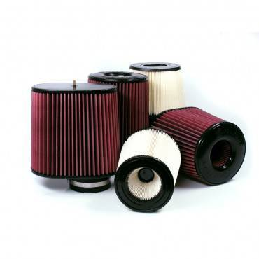 Air Intakes And Parts - Replacement Filters - S&B Filters - S&B Filters Filters for Competitors Intakes Cross Reference: AFE XX-90008 (Disposable, Dry) CR-90008D
