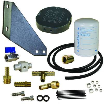 Ford/Powerstroke - Filters And Fluids - BD Diesel - BD Diesel COOLANT FILTER KIT - Ford 6.0L 2003-2007 1032121