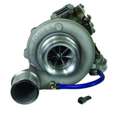 Dodge/Cummins - Turbos - BD Diesel - BD Diesel Super B 650 Turbo Kit - Dodge 2003-2007 5.9L Cummins - S367/80 T3 0.80AR 1045133