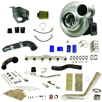 Dodge/Cummins - Turbos - BD Diesel - BD Diesel RT700 Track Master Twin Turbo Super B Special Upgrade Kit - 2010-2012 Dodge 6.7L 1045491