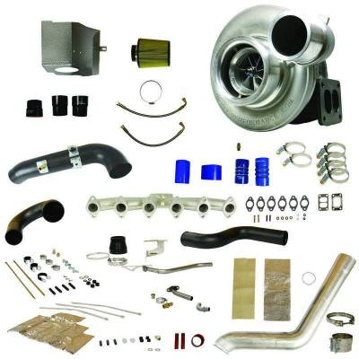 Dodge/Cummins - Turbos - BD Diesel - BD Diesel RT850 Track Master Twin Turbo SuperB Special Upgrade Kit - 2007.5-2009 Dodg 6.7L 1045492