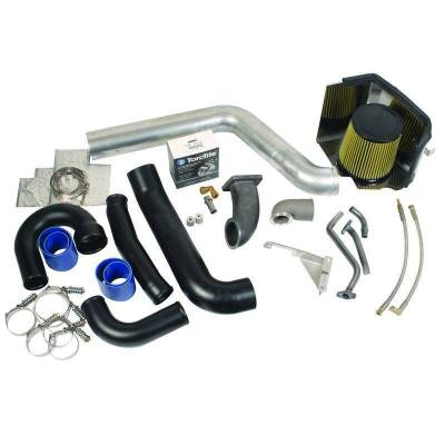 Turbos - Turbo Parts And Accessories - BD Diesel - BD Diesel Twin Turbo Piping-Plumbing Kit - Dodge 1998-2002 24valve 1045520