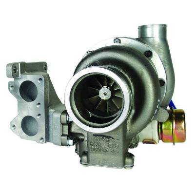 Turbos - Single Turbo - BD Diesel - BD Diesel Super Max Turbo Kit - 2006-2007(early) Chev LBZ (Requires EFI Live or HP Tuner) 1046215