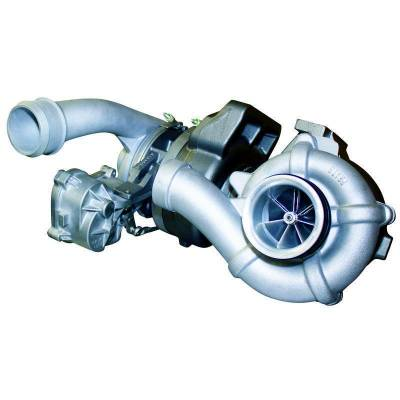 Turbos - Turbo Parts And Accessories - BD Diesel - BD Diesel Twin Turbo System - Ford 6.4L 2008-2010 w/o Air Intake Kit 1047081
