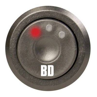 Tuners And Programmers - Accessories And Switches - BD Diesel - BD Diesel Throttle Sensitivity Booster Push Button Switch Kit 1057705