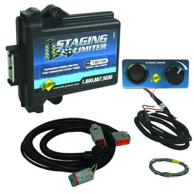Dodge/Cummins - Brake Systems - BD Diesel - BD Diesel Staging Limiter - Dodge 5.9L 1998.5-2002 &  2003-2004 w/Bell Crank APPS 1057720