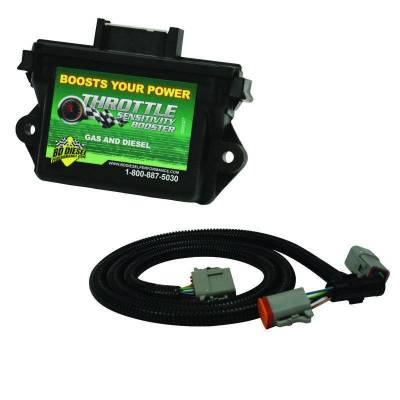 Tuners And Programmers - Accessories And Switches - BD Diesel - BD Diesel Throttle Sensitivity Booster - Dodge 1998.5-2003 5.9L Manual Trans 1057730