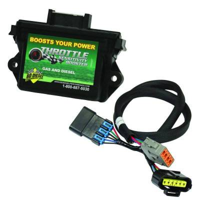 Tuners And Programmers - Accessories And Switches - BD Diesel - BD Diesel Throttle Sensitivity Booster - Dodge/Jeep 1057731